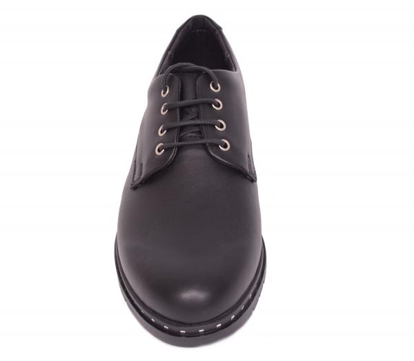 Pantofi casual dama 592 Negru 1