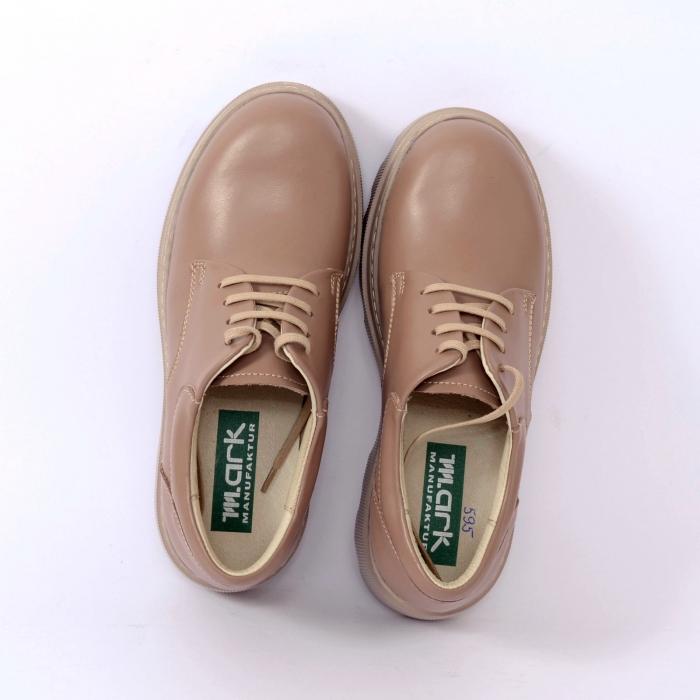 Pantofi casual dama 595 Bej [1]