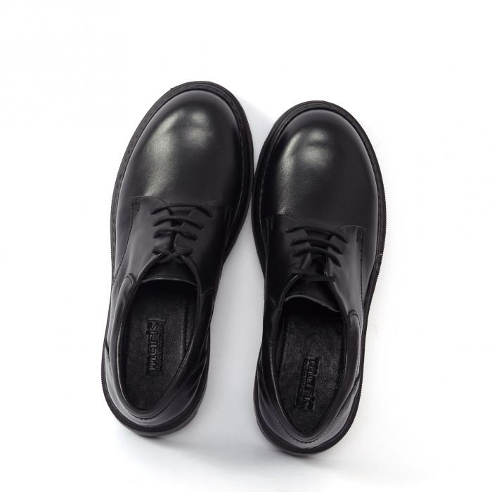 Pantofi casual dama 595 Negru [2]