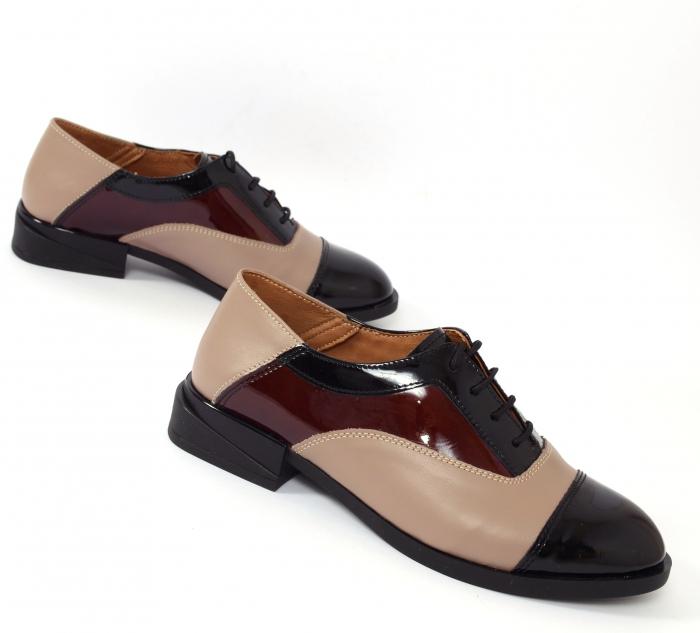 Pantofi casual dama 597 Color [1]
