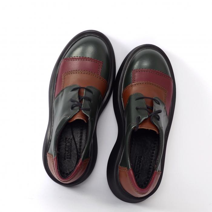 Pantofi casual dama 596 Color 2