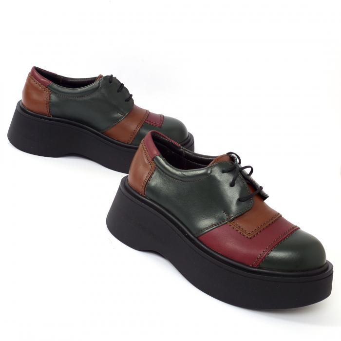 Pantofi casual dama 596 Color 0