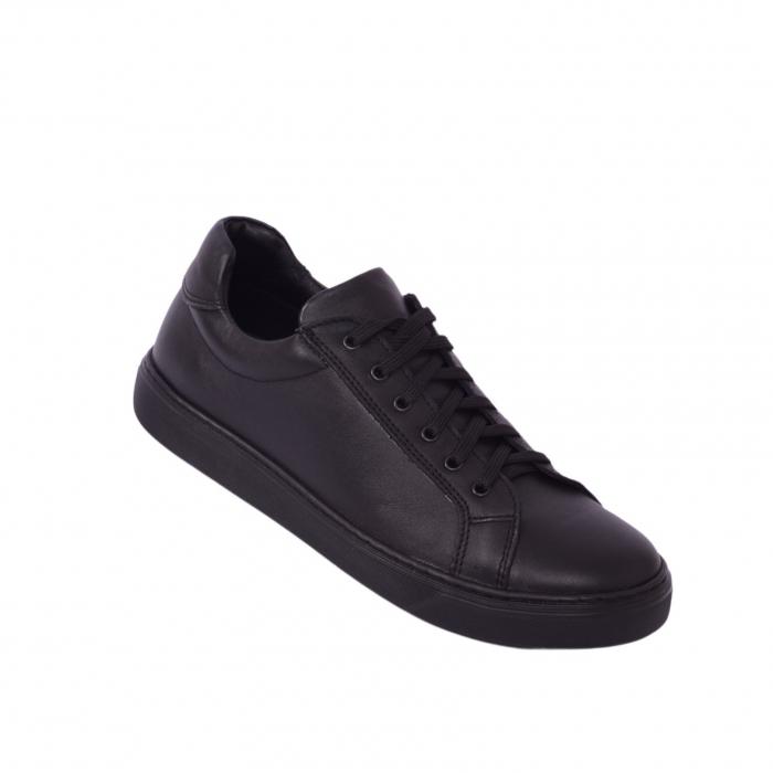 Pantofi casual dama 564 Negru 1