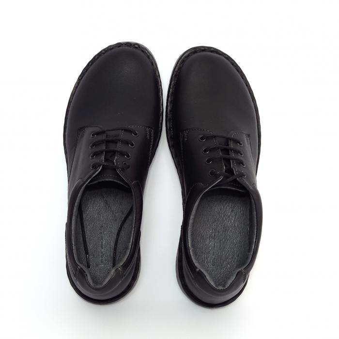 Pantofi casual dama 578 Negru 2