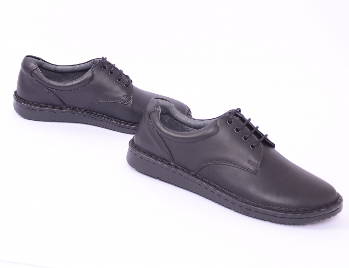 Pantofi casual dama 578 Negru [1]