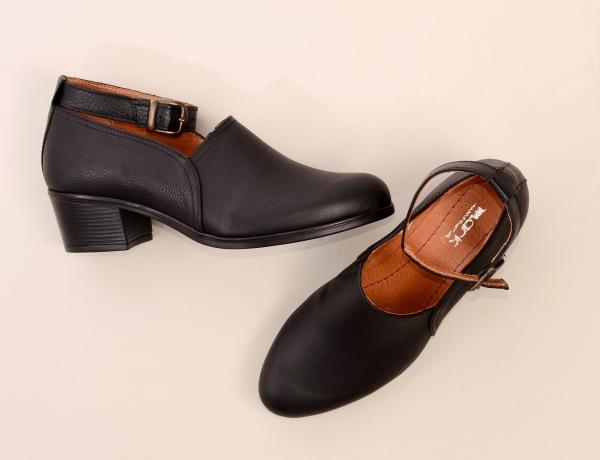 Pantofi confortabili dama 557 Negru 4