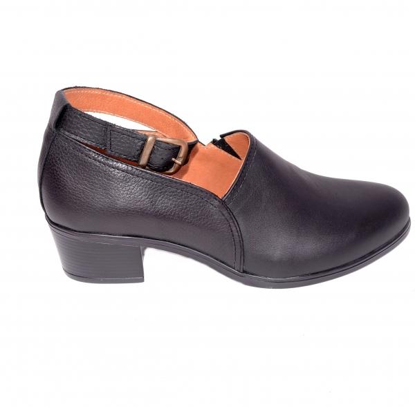 Pantofi confortabili dama 557 Negru 2