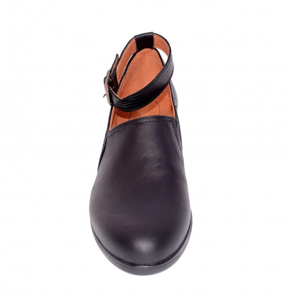 Pantofi confortabili dama 557 Negru 3