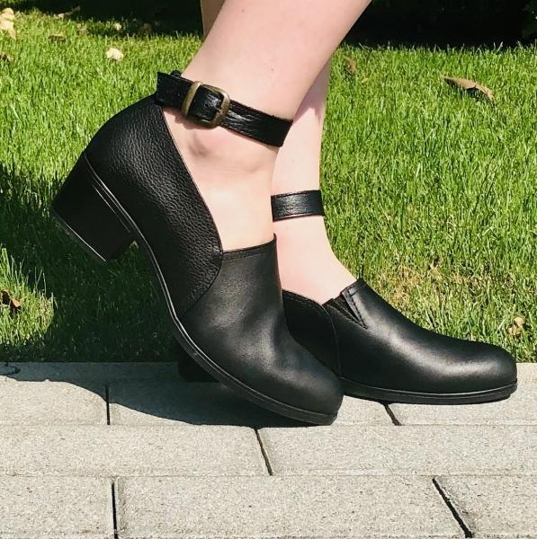 Pantofi confortabili dama 557 Negru 0