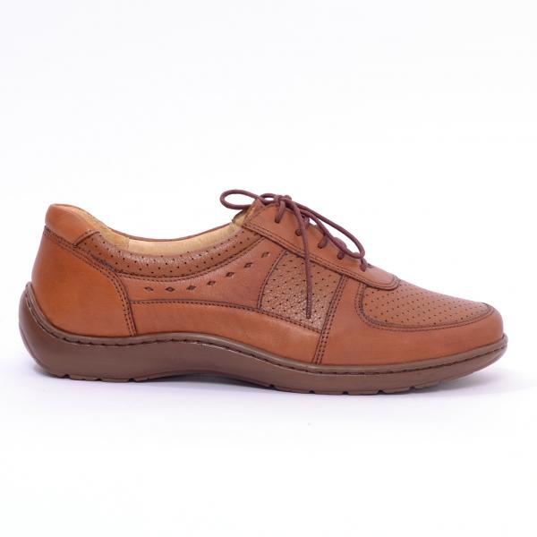 Pantofi din piele Medline Confort 445 0