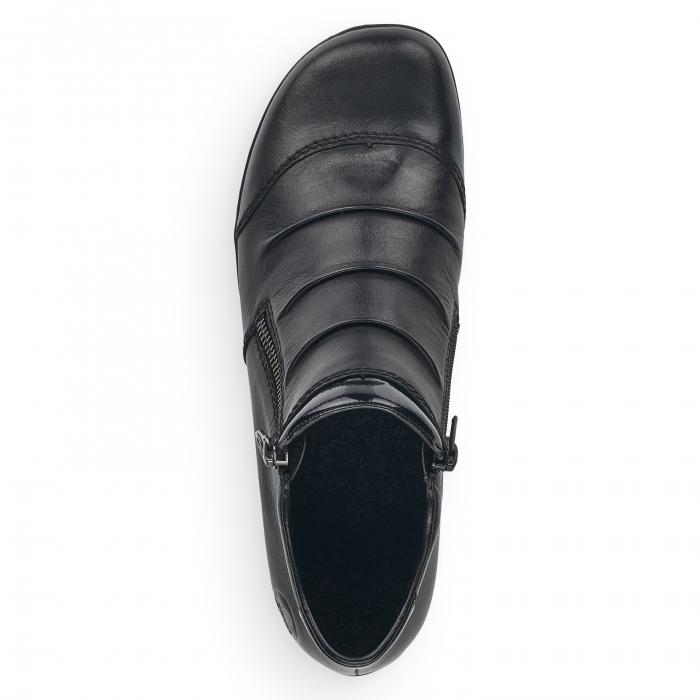 Pantofi din piele naturala Rieker L4671-00 [3]
