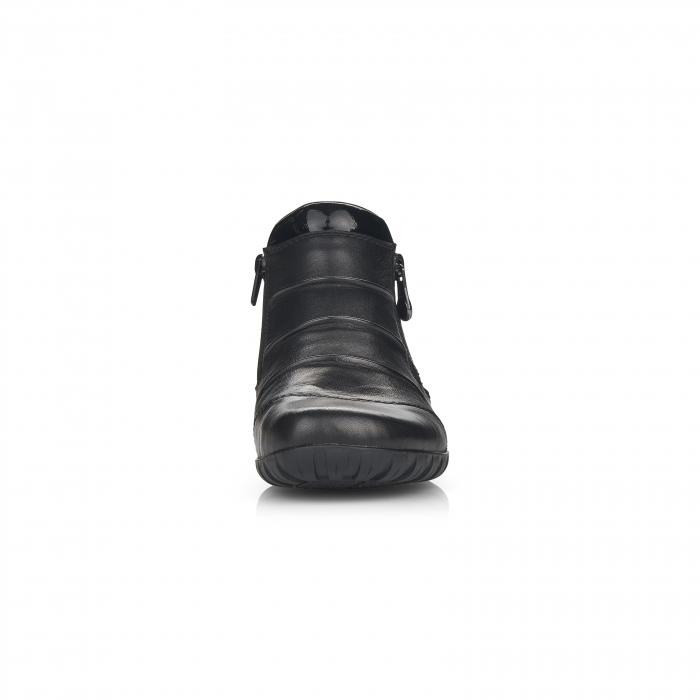 Pantofi din piele naturala Rieker L4671-00 [5]