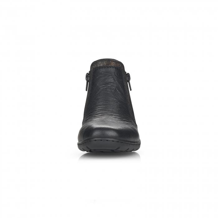Pantofi din piele naturala Rieker L4382-00 [5]