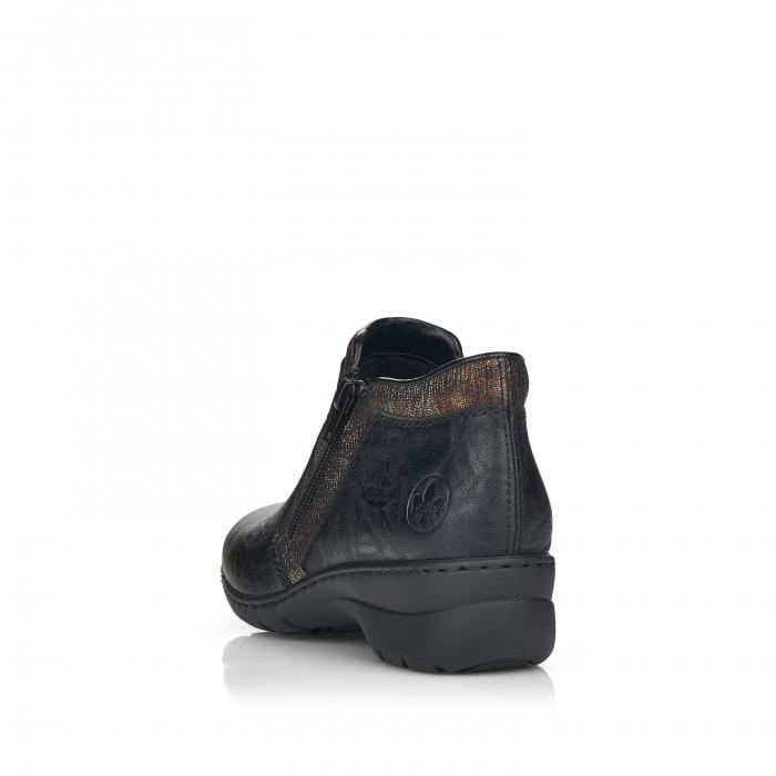Pantofi din piele naturala Rieker L4382-00 [2]