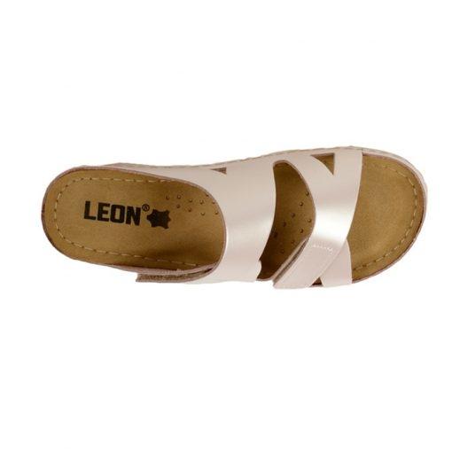 Papuci confortabili dama Leon 906 Perla [3]