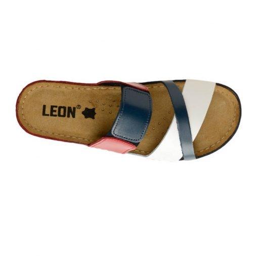Papuci confortabili dama Leon 909 Tomy 4