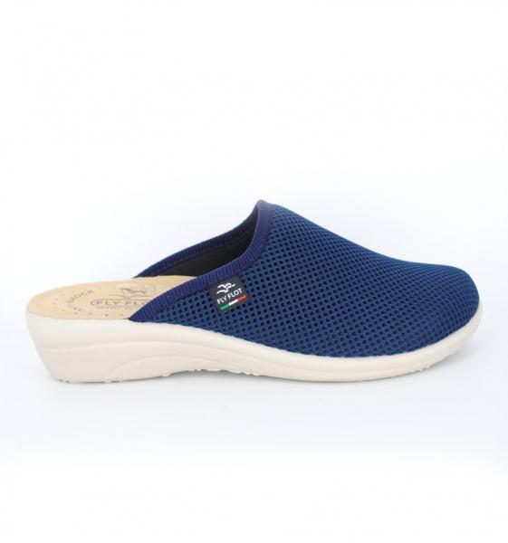 Papuci confortabili Fly Flot 030 Albastru 1