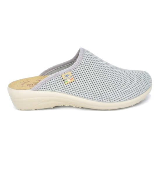 Papuci confortabili Fly Flot 030 Gri 0