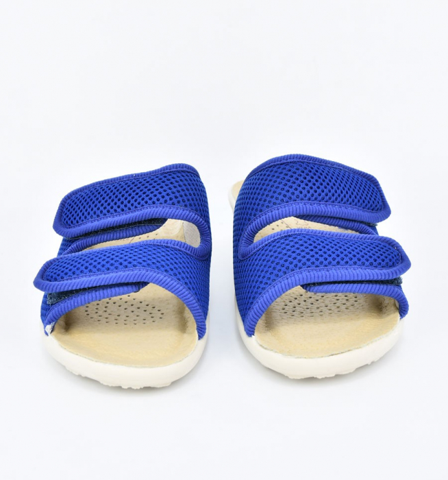 Papuci confortabili Fly Flot 120 albastru 2