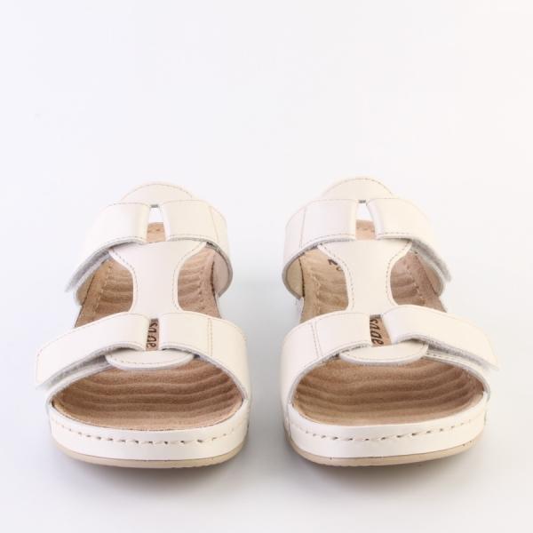 Papuci cu talpa ortopedica 242 Beige 2