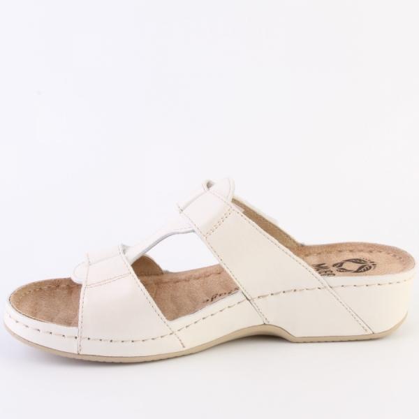 Papuci cu talpa ortopedica 242 Beige 5
