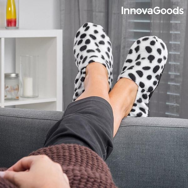 Papuci de casa cu incalzire la microunde [0]