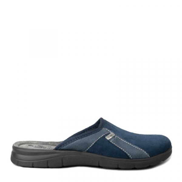 Papuci de casa barbatesti BG35 Blue 1
