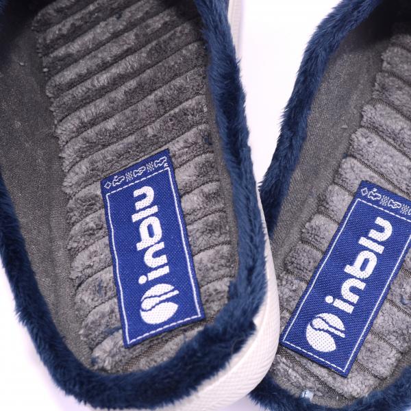 Papuci de casa Dama EC60 Blue [2]