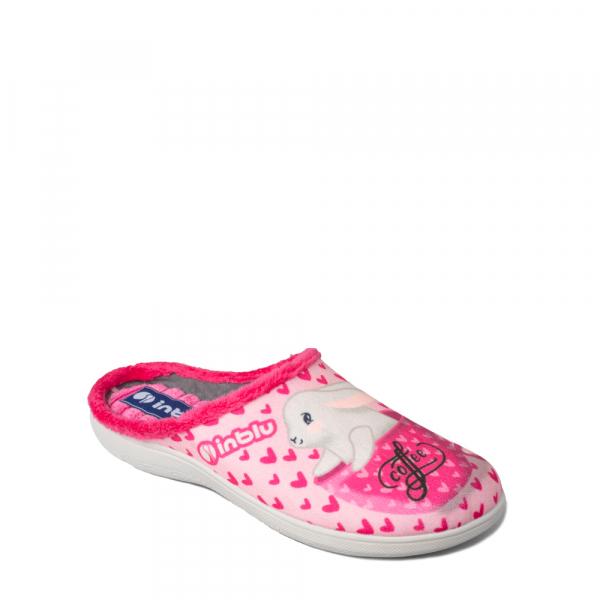 Papuci de casa Dama EC60 Rosa 0