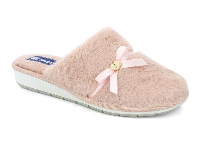 Papuci de casa Dama INBLU LB91 Rosa [0]