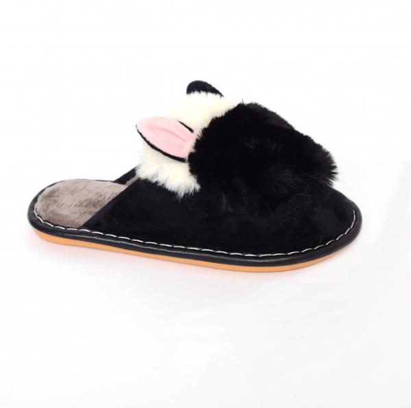 Papuci de casa Negru [0]