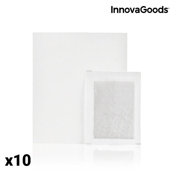 Plasturi detoxifianti pentru picioare (pachet de 10) 2