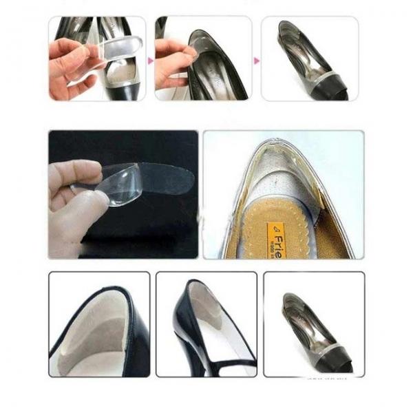 Protectie anti-bataturi calcaie din silicon - ORTO19 4