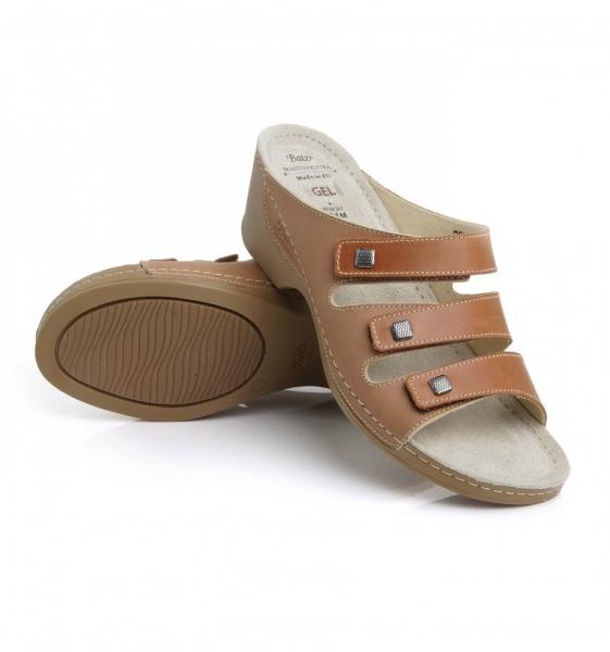 Papuci piele BATZ Manna 1