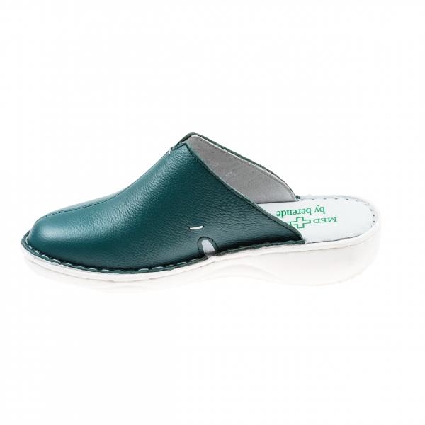 Saboti confort dama Medline 298 Smarald 3