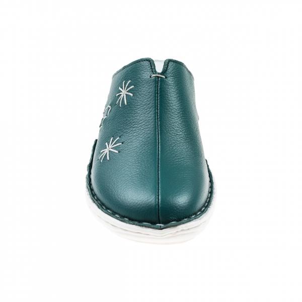 Saboti confort dama Medline 298 Smarald 2