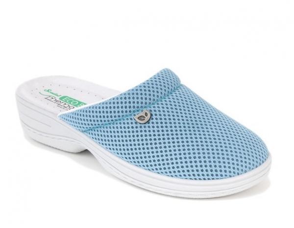 Papuci confortabili EcoBio 201149 Albastru 0