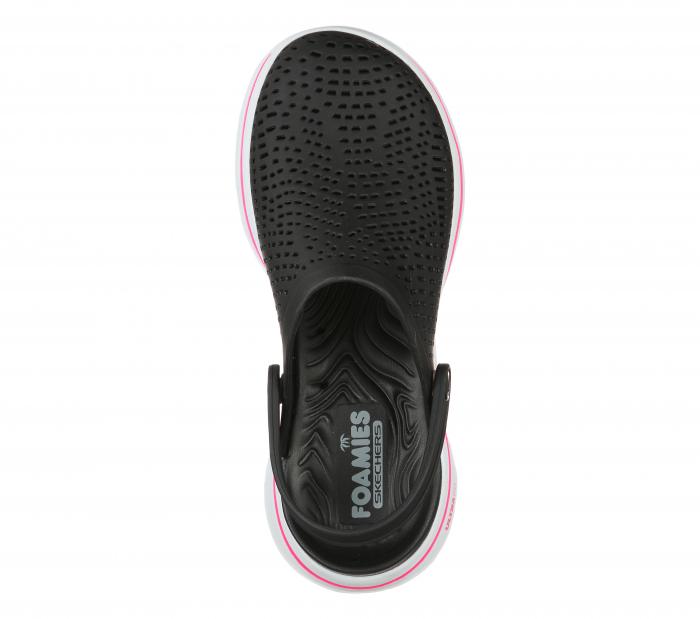 Saboti Skechers GO WALK 5- ASTONISHED 111103-BKW [1]