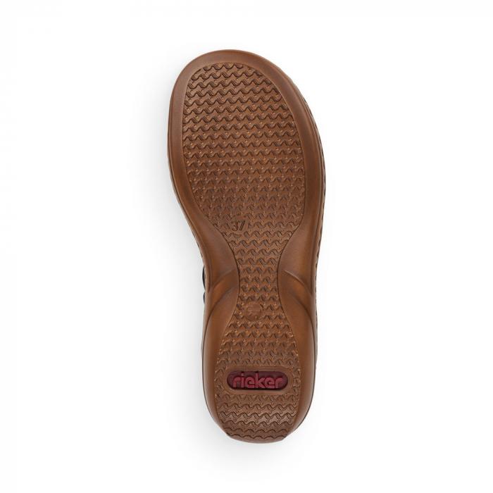 Sandale din piele naturala Rieker 60865-14 [7]