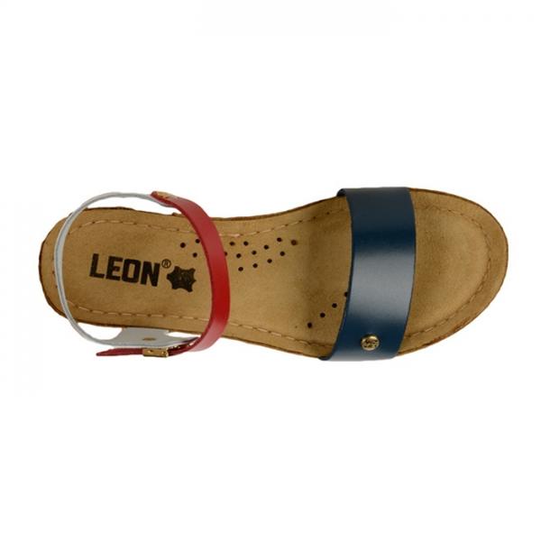Sandale confortabile Leon 1015 Tomy 4