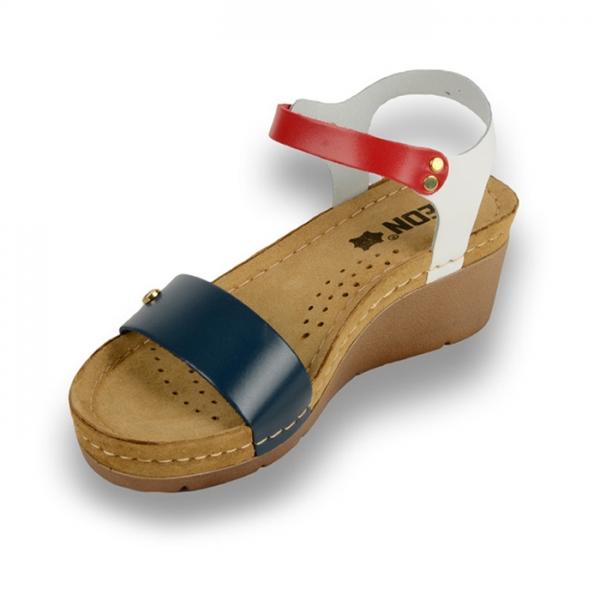 Sandale confortabile Leon 1015 Tomy 1