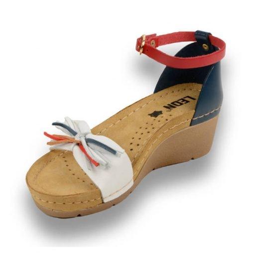 Sandale confortabile Leon 1025 Tomy 1