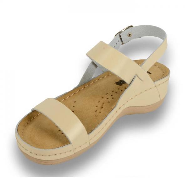 Sandale confortabile Leon 920 Bej 1