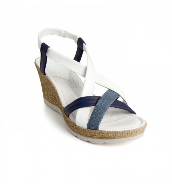Sandale confortabile  Miami EX1N2 Jeans 0