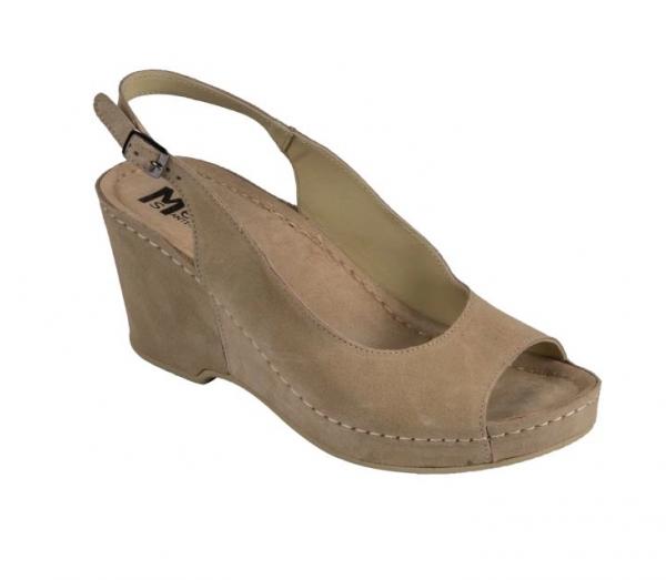 Sandale cu talpa ortopedica 505 Bej 0