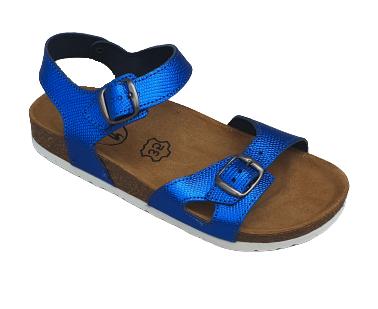 Sandale Medi+ Ena 33 Lizard Blue 0