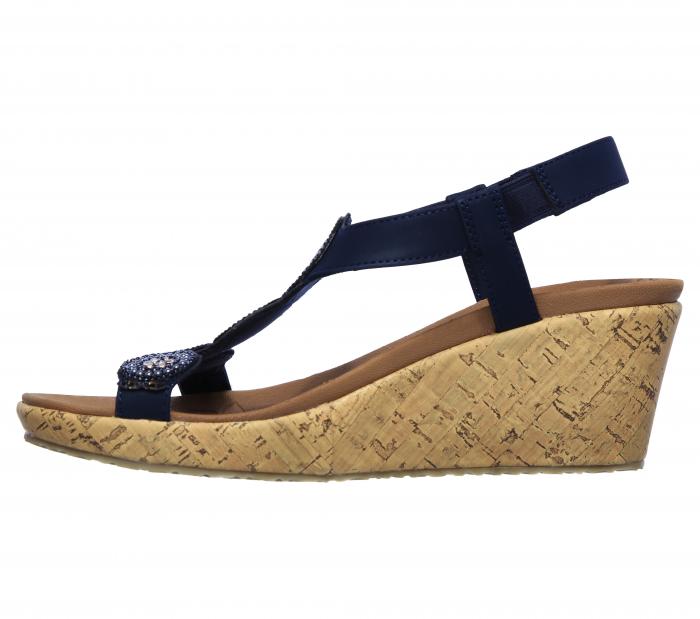 Sandale Skechers BEVERLEE - DATE GLAM 119010-NAVY 3