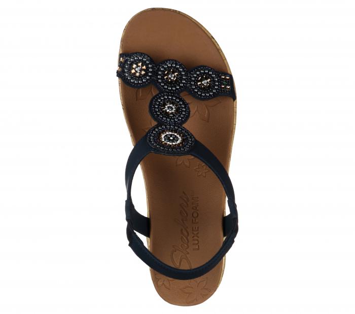 Sandale Skechers BEVERLEE - DATE GLAM 119010-NAVY 2