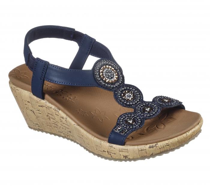 Sandale Skechers BEVERLEE - DATE GLAM 119010-NAVY 0