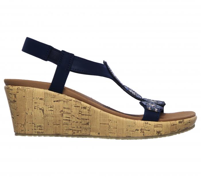 Sandale Skechers BEVERLEE - DATE GLAM 119010-NAVY 1